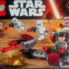 Figuras y Muñecos Secret Wars: LEGO STAR WARS 75134 GALACTIC EMPIRE BATTLE PACK NEW FACTORY 4 FIGURES INCLUDED. Lote 74158287