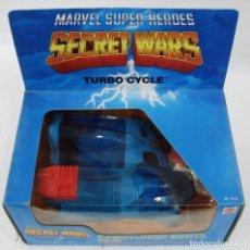 Figuras y Muñecos Secret Wars: SECRET WARS: TURBO CYCLE. AÑOS 80, NUEVO, SIN ESTRENAR. PROCEDE DE COLECCIONISTA.. Lote 80672786
