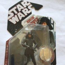 Figuras y Muñecos Secret Wars: STAR WARS 30 AÑOS 77-07 DEATH STAR TROOPER Y MONEDA. Lote 82289167