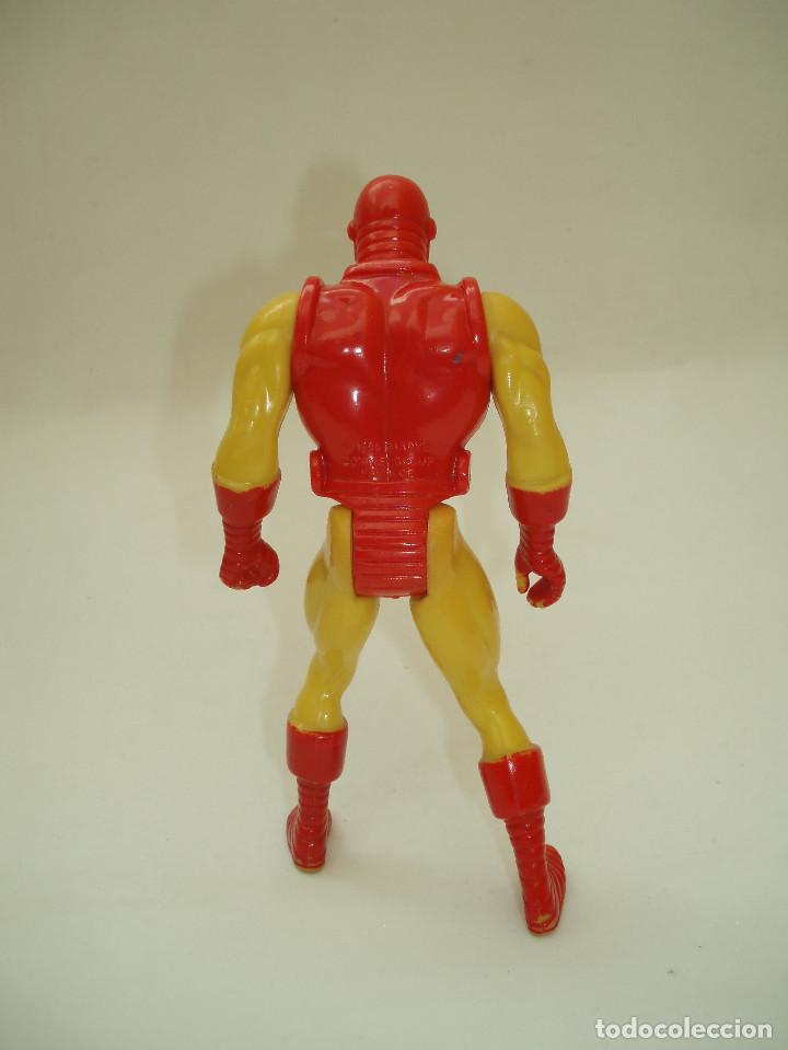 Figuras y Muñecos Secret Wars: IRON MAN - MARVEL COMICS GROUP 1984 FRANCE - SECRET WARS - Foto 2 - 95934071