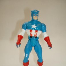 Figuras y Muñecos Secret Wars: CAPITAN AMERICA - MARVEL COMICS GROUP 1984 FRANCE - SECRET WARS. Lote 95934183