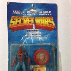 Figuras y Muñecos Secret Wars: SPIDERMAN SECRET WARS BLISTER ESPAÑOL. Lote 110147018