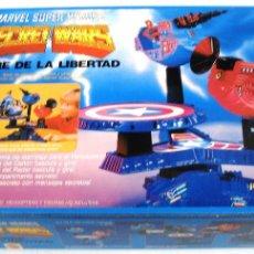 Figuras y Muñecos Secret Wars: SECRET WARS: TORRE DE LA LIBERTAD. AÑOS 80, ¡¡NUEVA!! SIN ABRIR. CAJA PERFECTA Y PRECINTADA.. Lote 107188758