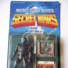 Figuras y Muñecos Secret Wars: MARVEL SECRET WARS KANG EN BLISTER MATTEL 1984. Lote 113177279