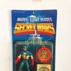 Figuras y Muñecos Secret Wars: BLISTER CAPITÁN AMÉRICA SECRET WARS. Lote 114065287