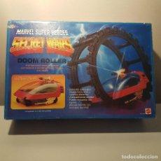 Figuras y Muñecos Secret Wars: SECRET WARS DOOM ROLLER MATTEL MARVEL SUPER HEROES. Lote 116856923