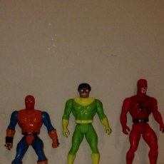 Figuras y Muñecos Secret Wars: LOTE DE 3 FIGURAS MARVEL 1984 DE SECRET WARS DARE DEVIL DAREDEVIL DOCTOR OCTOPUS .... Lote 122617279