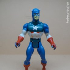 Figuras y Muñecos Secret Wars: MARVEL SECRET WARS CAPTAIN AMERICA (CAPITÁN AMÉRICA) 1984 MATTEL FRANCE. Lote 122980611