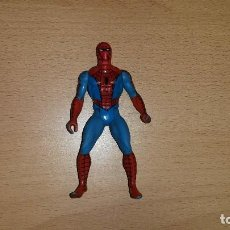 Figuras y Muñecos Secret Wars: FIGURA SPIDERMAN - MARVEL COMICS GROUP 1984 FRANCE - SECRET WARS MATTEL ARTICULADA. Lote 126647491