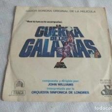 Figuras y Muñecos Secret Wars: SINGLE/LA GUERRA DE LAS GALAXIAS/STAR WARS.. Lote 129236299