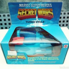 Figuras y Muñecos Secret Wars: SECRET WARS TURBO CYCLE. Lote 133500913