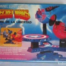 Figuras y Muñecos Secret Wars: SECRET WARS TORRE DE LA LIBERTAD, EN CAJA. CC. Lote 139256282