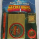 Figuras y Muñecos Secret Wars: SECRET WARS, SECRET MESSAGES DE MATTEL, AÑO 1984, EN BLISTER. CC. Lote 140835786