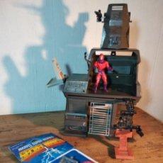Figuras y Muñecos Secret Wars: MARVEL SUPER HEROES TORRE ACORAZADA MATTEL SECRET WARS .CON MAGNETO Y BLISTER SECRET WARS. Lote 141330030