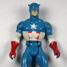 Figuras y Muñecos Secret Wars: SECRET WARS CAPITAN AMERICA MARVEL SUPERHEROES DOOM - ORIGINAL 1984. Lote 141352874