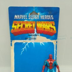 Figuras y Muñecos Secret Wars: SPIDERMAN MARVEL SECRET WARS BLISTER ESPAÑOL. Lote 143315914