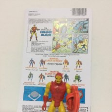 Figuras y Muñecos Secret Wars: MASTERS IRONMAN SECRET WARS MATTEL AÑOS 80 + CARTA FACSIMIL + ESCUDO ORIGINAL SUPERHEROES MARVEL. Lote 143349862