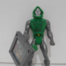 Figuras y Muñecos Secret Wars: FIGURA, DOCTOR DOOM, SECRET WARS, CON SU PROPÌO ESCUDO, MARVEL, MATTEL, FRANCE 1984. Lote 143704422