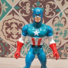 Figuras y Muñecos Secret Wars: FIGURA CAPITAN AMERICA MARVEL 1984 SECRET WARS. Lote 145140318