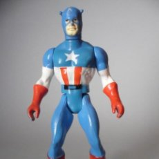 Figuras y Muñecos Secret Wars: VINTAGE MARVEL SECRET WARS CAPITAN AMERICA FIGURA MATTEL FRANCE 1984. Lote 146471478