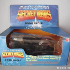 Figuras y Muñecos Secret Wars: MARVEL SECRET WARS DOOM CYCLE MATTEL 1984. Lote 146474502