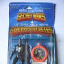 Figuras y Muñecos Secret Wars: MARVEL SECRET WARS SPIDER-MAN BLACK EN BLISTER MATTEL 1984. Lote 148332022