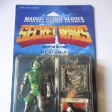 Figuras y Muñecos Secret Wars: MARVEL SECRET WARS DOCTOR DOOM EN BLISTER MATTEL 1984. Lote 149190266