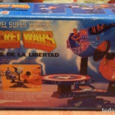 Figuras y Muñecos Secret Wars: TORRE DE LA LIBERTAD. Lote 151605358