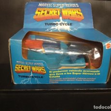 Figuras e Bonecos Secret Wars: SECRET WARS TURBO CYCLE - NUEVO. Lote 153842978