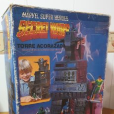Figuras y Muñecos Secret Wars: MATTEL. MARVEL SUPER HEROES. SECRET WARS. TORRE ACORAZADA. 1984. Lote 154976750