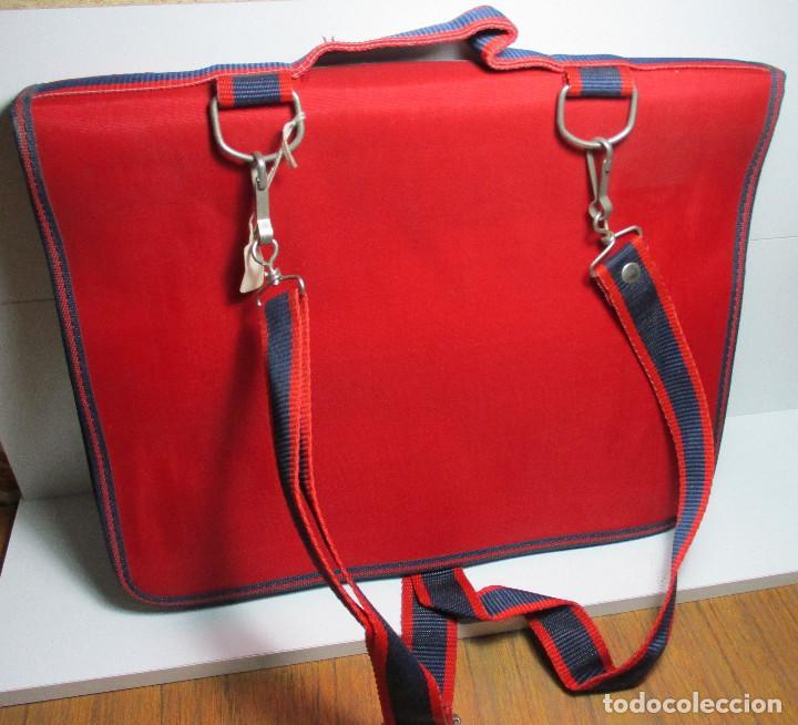 Figuras y Muñecos Secret Wars: Antigua mochila escolar, cartera, bolsa, SECRET WARS, SPIDERMAN, MARVEL, JOSMAN 1985 - Foto 4 - 161022630