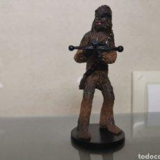 Figuras y Muñecos Secret Wars: FIGURA PVC STAR WARS CHEWBACCA 10CM. Lote 167900889