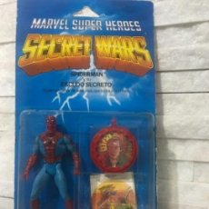 Figuras y Muñecos Secret Wars: SPIDERMAN , SECRET WARS. MARVEL SUPER HEROES.. Lote 168722340
