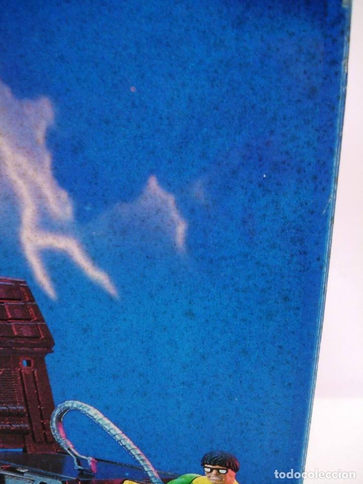 Figuras y Muñecos Secret Wars: MARVEL SECRET WARS: TORRE ACORAZADA. AÑOS 80, NUEVA, SIN ESTRENAR. SIN ABRIR. CAJA MUY BIEN. - Foto 11 - 131516698
