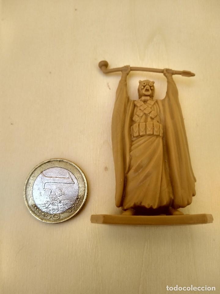 MORADOR DE LAS ARENAS - TUSKEN RAIDER - STAR WARS - FIGURA PVC (Juguetes - Figuras de Acción - Secret Wars)