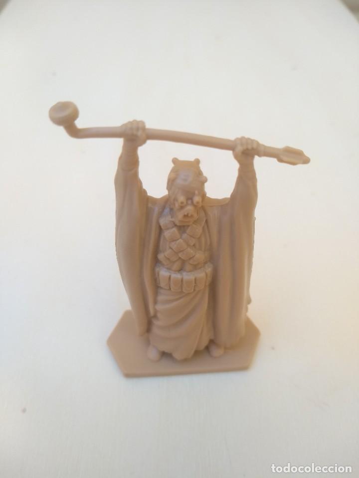 Figuras y Muñecos Secret Wars: MORADOR DE LAS ARENAS - TUSKEN RAIDER - STAR WARS - FIGURA PVC - Foto 2 - 170947575
