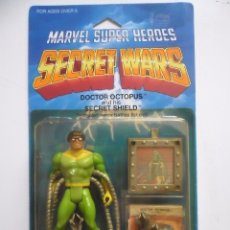 Figuras y Muñecos Secret Wars: MARVEL SECRET WARS DOCTOR OCTOPUS EN BLISTER MATTEL 1984. Lote 172214709