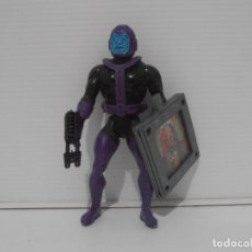 Figuras y Muñecos Secret Wars: FIGURA, KANG, SECRET WARS, COMPLETA ARMA Y ESCUDO, MARVEL, MATTEL, FRANCE 1984 . Lote 172885428
