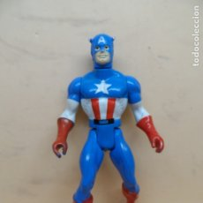 Figuras y Muñecos Secret Wars: MARVEL SECRET WARS CAPTAIN AMERICA (CAPITÁN AMÉRICA) 1984 MATTEL FRANCE. Lote 175473182