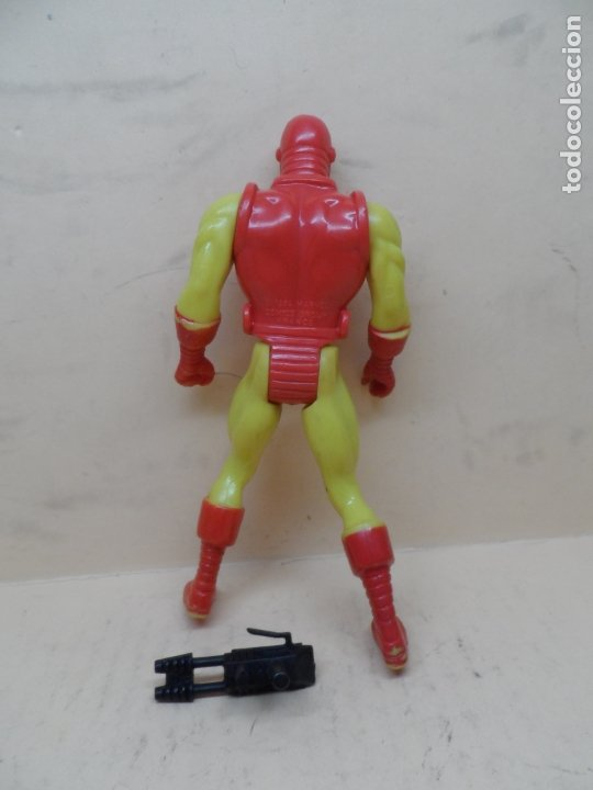 Figuras y Muñecos Secret Wars: MARVEL SECRET WARS IRON MAN 1984 MATTEL FRANCE - Foto 2 - 176051603
