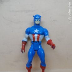Figuras y Muñecos Secret Wars: MARVEL SECRET WARS CAPTAIN AMERICA (CAPITÁN AMÉRICA) 1984 MATTEL FRANCE. Lote 178640490