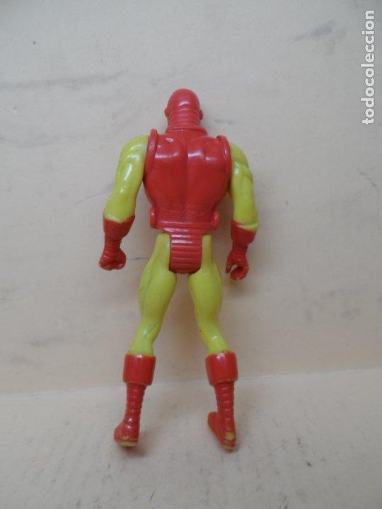 Figuras y Muñecos Secret Wars: MARVEL SECRET WARS IRON MAN 1984 MATTEL FRANCE - Foto 3 - 178782010