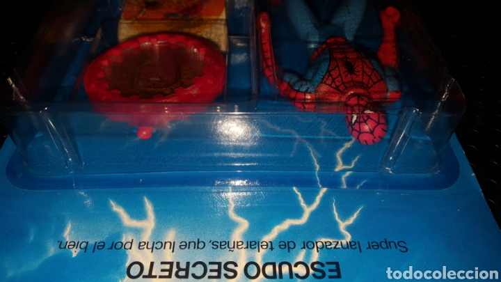 Figuras y Muñecos Secret Wars: Figura - Marvel Super Heroes - Secret Wars - Spider-man - Spiderman - Mattel - Con blister cerrado - Foto 5 - 178933706