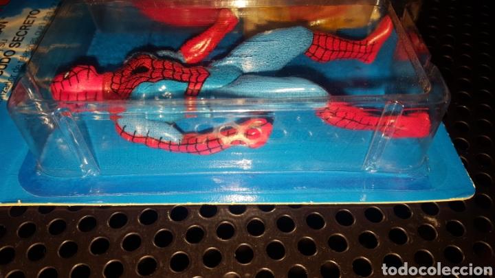 Figuras y Muñecos Secret Wars: Figura - Marvel Super Heroes - Secret Wars - Spider-man - Spiderman - Mattel - Con blister cerrado - Foto 6 - 178933706