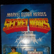 Figuras y Muñecos Secret Wars: FIGURA - MARVEL SUPER HEROES - SECRET WARS - DOCTOR OCTOPUS - MATTEL - CON BLISTER CERRADO. Lote 178951188
