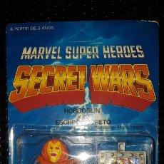 Figuras y Muñecos Secret Wars: FIGURA - MARVEL SUPER HEROES - SECRET WARS - HOBGOBLIN - MATTEL - CON BLISTER CERRADO. Lote 178952740