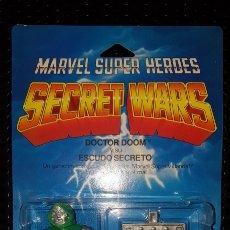 Figuras y Muñecos Secret Wars: FIGURA - MARVEL SUPER HEROES - SECRET WARS - DOCTOR DOOM - MATTEL - CON BLISTER CERRADO. Lote 178954308