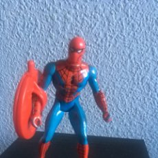 Figuras y Muñecos Secret Wars: SPIDERMAN CON ESCUDO SECRET WARS 1984. Lote 181683715
