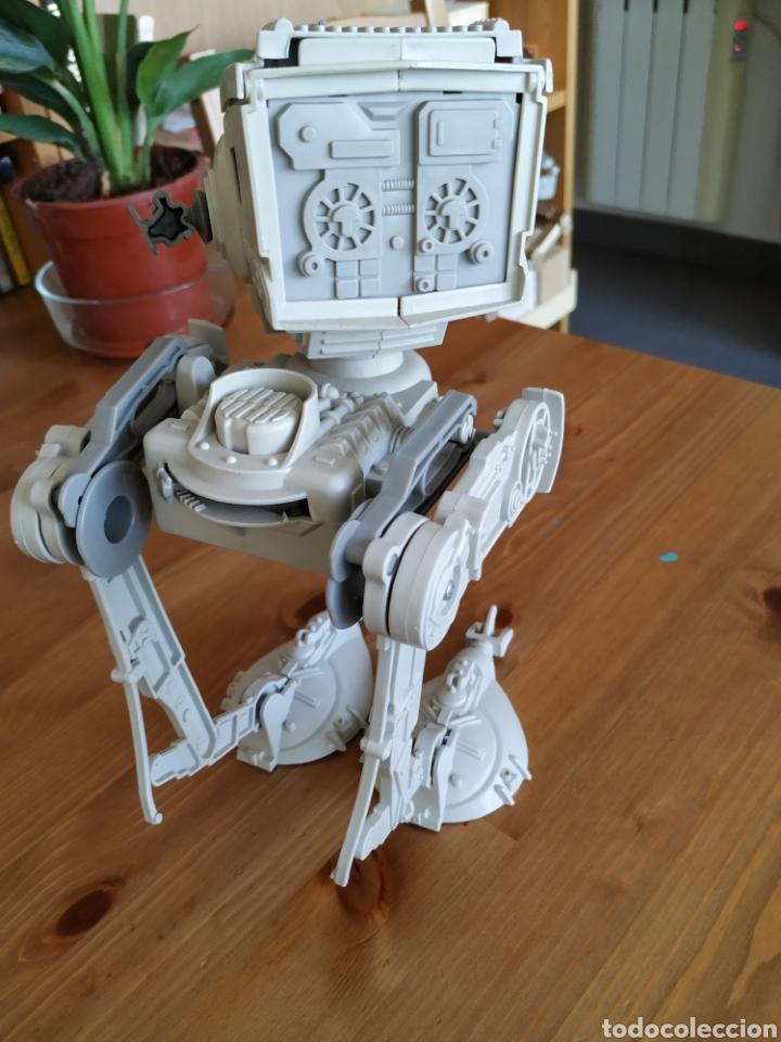 Figuras y Muñecos Secret Wars: Scout Walker Star Wars Kenner + Chewbacca - Foto 3 - 181871351