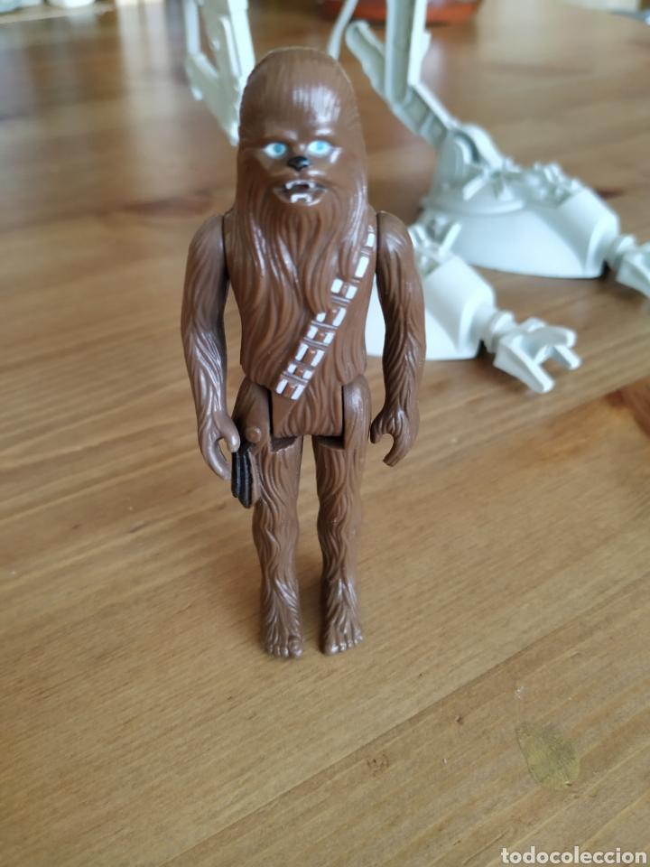 Figuras y Muñecos Secret Wars: Scout Walker Star Wars Kenner + Chewbacca - Foto 4 - 181871351